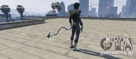 Nightcrawler (X-Force) для GTA 5 второй скриншот