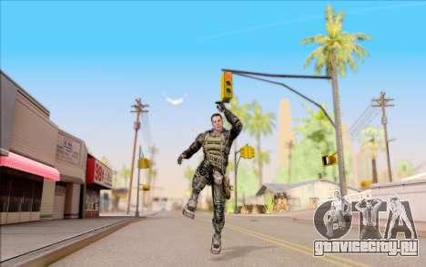 Дегтярёв в бронежилете из S.T.A.L.K.E.R. для GTA San Andreas шестой скриншот