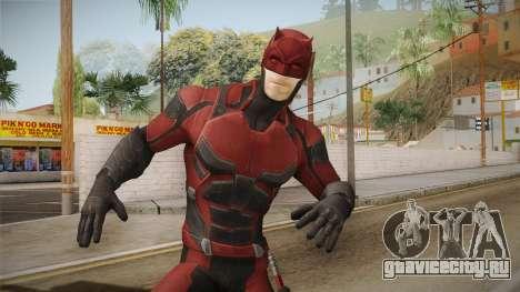 Marvel Heroes - Daredevil Netflix Skin для GTA San Andreas