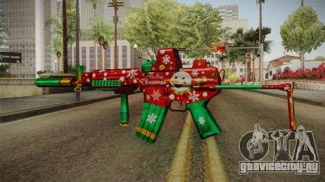 SFPH Playpark - Christmas K2 для GTA San Andreas второй скриншот