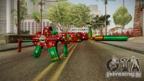 SFPH Playpark - Christmas K2 для GTA San Andreas