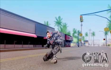 Капитан Иванцов из S.T.A.L.K.E.R для GTA San Andreas шестой скриншот