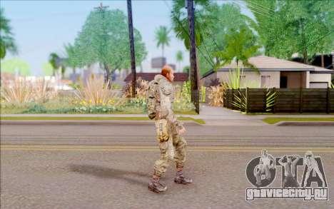 Проводник из S.T.A.L.K.E.R. для GTA San Andreas третий скриншот