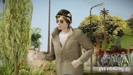 GTA 5 Online Smuggler DLC Skin 3 для GTA San Andreas