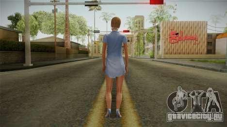 Sandra Skin для GTA San Andreas третий скриншот