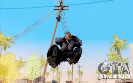 Магомет из S.T.A.L.K.E.R. для GTA San Andreas пятый скриншот