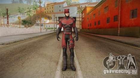 Marvel Heroes - Daredevil Netflix Skin для GTA San Andreas второй скриншот