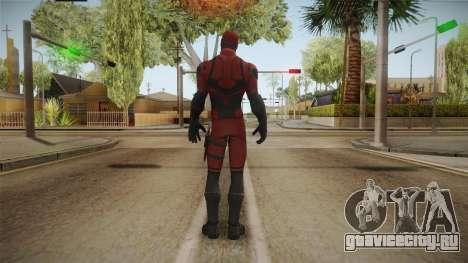 Marvel Heroes - Daredevil Netflix Skin для GTA San Andreas третий скриншот