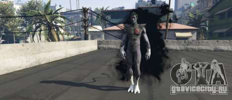 Nightcrawler (X-Force) для GTA 5 четвертый скриншот