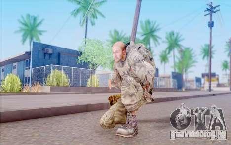 Проводник из S.T.A.L.K.E.R. для GTA San Andreas пятый скриншот