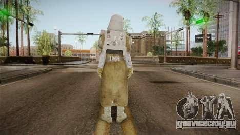 Star Wars Battlefront 3 - SnowTrooper DICE для GTA San Andreas