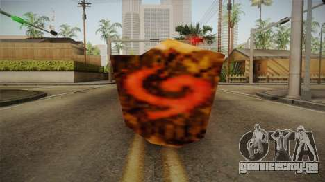 Hyrule Warriors - Deku Shield для GTA San Andreas второй скриншот