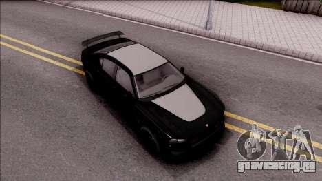 GTA V Bravado Buffalo Edition для GTA San Andreas вид справа