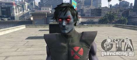 Nightcrawler (X-Force) для GTA 5 третий скриншот