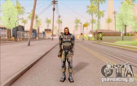 Славен из S.T.A.L.K.E.R. для GTA San Andreas второй скриншот