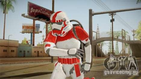 Star Wars Battlefront 3 - Shocktrooper для GTA San Andreas