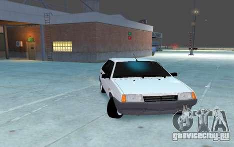 ВАЗ 2109 Сток для GTA 4