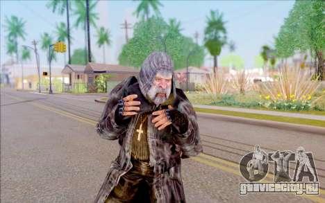 Отец Виталий из S.T.A.L.K.E.R. для GTA San Andreas