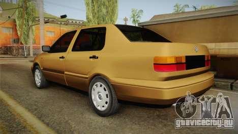Volkswagen Jetta 1995 для GTA San Andreas вид слева