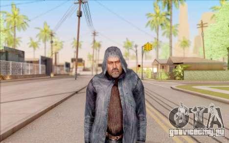 Магомет из S.T.A.L.K.E.R. для GTA San Andreas второй скриншот