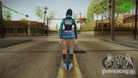 Saints Row The Third - Decker Specialist для GTA San Andreas третий скриншот