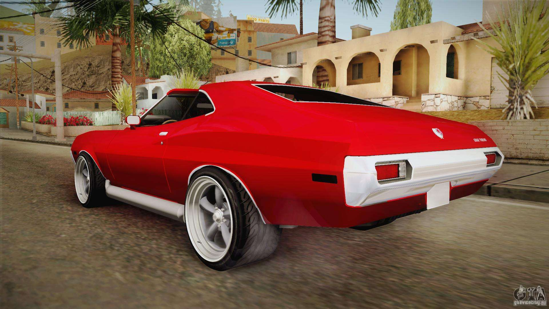 ford gran torino 1972 v1 gta san andreas. Black Bedroom Furniture Sets. Home Design Ideas
