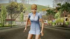 Sandra Skin для GTA San Andreas