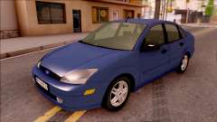 Ford Focus Sedan 2000