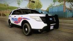Ford Explorer 2013 Police