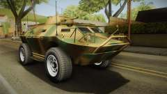 GTA 5 HVY APC IVF для GTA San Andreas