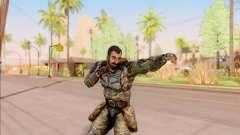 Вано из S.T.A.L.K.E.R. в комбинезоне Свободы для GTA San Andreas