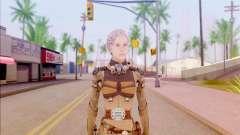 Лэйла из S.T.A.L.K.E.R для GTA San Andreas