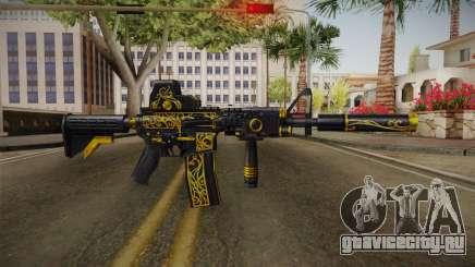 SFPH Playpark - Antique M4A1 для GTA San Andreas