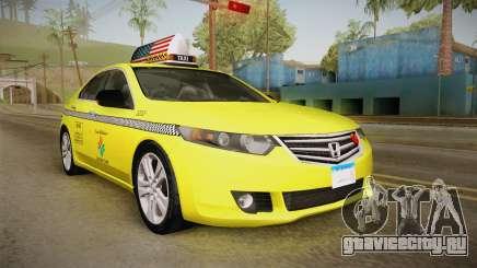 Honda Accord 2010 Taxi для GTA San Andreas