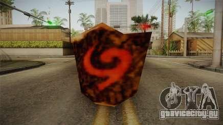 Hyrule Warriors - Deku Shield для GTA San Andreas