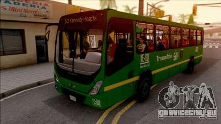 Marcopolo Torino Alimentador Colombiano для GTA San Andreas