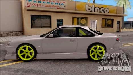 Nissan 200SX Drift Monster Energy для GTA San Andreas