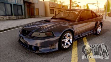 Ford Mustang Saleen 2000 IVF для GTA San Andreas