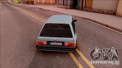 BMW 325i E30 Touring для GTA San Andreas вид сзади слева