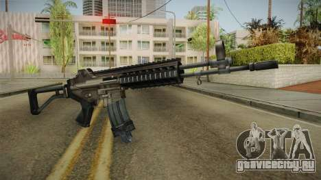 Daewoo DR-200 Assault Rifle для GTA San Andreas