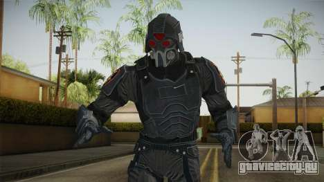Injustice Gods Among Us - Regime Solider для GTA San Andreas