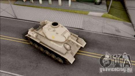 T-34 Z для GTA San Andreas