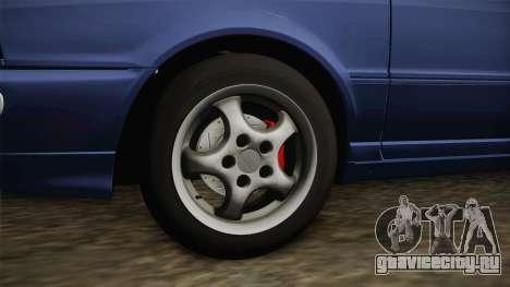 Audi RS2 Avant 1995 для GTA San Andreas вид сзади