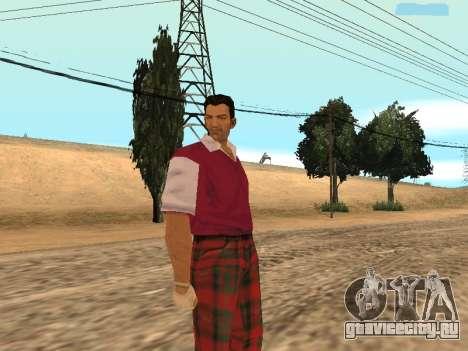Tommy Vercetti Golf для GTA San Andreas