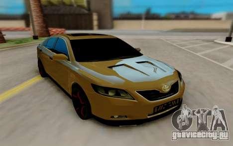 Toyota Camry V40 Sport для GTA San Andreas