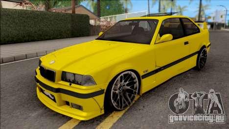 BMW M3 E36 BKworks для GTA San Andreas