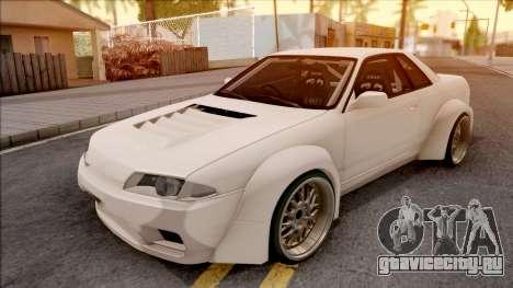 Nissan Skyline R32 Rocket Bunny v3 для GTA San Andreas