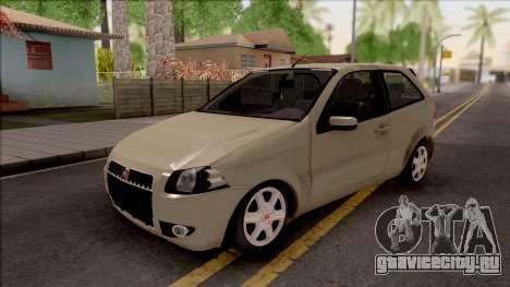 Fiat Palio 3 Puertas для GTA San Andreas