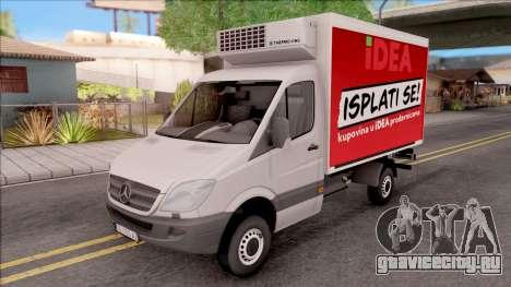 Mercedes-Benz Sprinter Transporter для GTA San Andreas