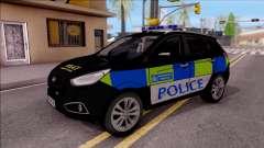 Hyundai IX35 2012 U.K Police
